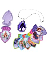 Disney Princess - Sofia The First - Magical Talking Light Up Amulet - Amulet of Avalor Toy