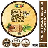 Organix Mantra Kashmiri Walnut Gel Scrub with Vitamin C & Tea Tree Oil