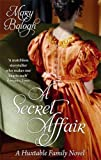 A Secret Affair: Number 5 in series (Huxtables)
