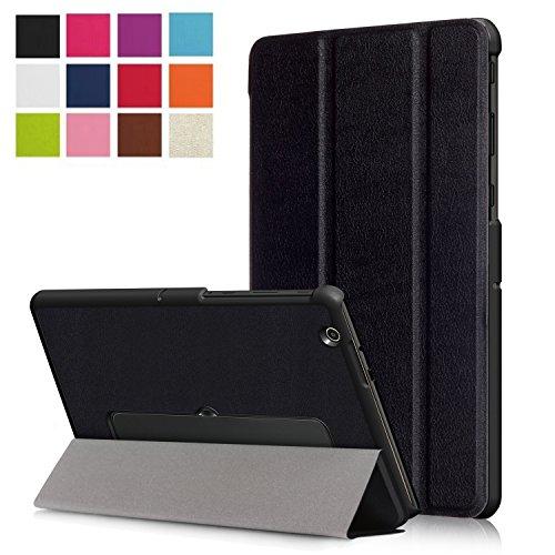 Schutz Hülle für LG G PAD 3 10.1 Zoll V755 Ultra Slim Cover Hardcase aufstellbar & Auto aufwachen und Schlaf Funktion + GRATIS Stylus Touch Pen