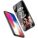LiangChu 9h Le Verre trempé iphone 7 Plus / 8 et lc-11 Riverdale sud Les Serpents, Anti - zéro Soft Silicone Conception Impression antisismiques pour Apple iphone sur téléphone tpur et 7 Plus / 8