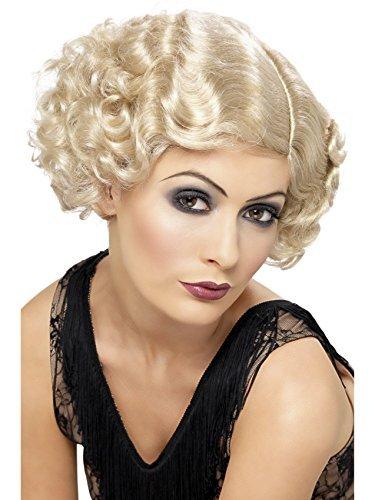 - Blonde Flirty Flapper Perücke