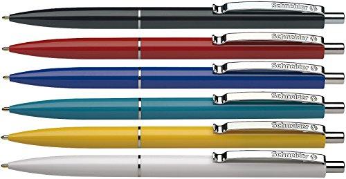 Schneider Novus Kugelschreiber K15 50er Packung sortierte Schaftfarben