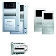 TCS PVC1320-0010 Video Intercom System Set