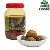 The Grand Sweets & Snacks Nellikai Pickle (500g)
