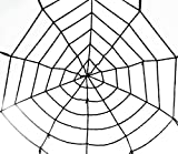 Outdoor Gigant Spinnennetz 150cm - Perfekte Deko für jede Halloween-Party!