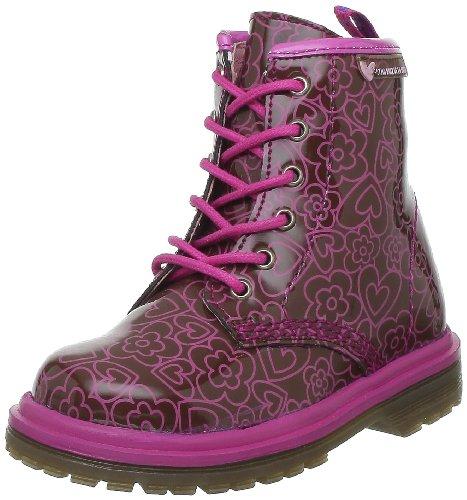 Agatha Ruiz de la Prada 121959 121959 - Zapatos para bebé de cuero para niña, color rosa, talla 38