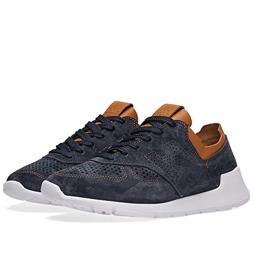 New Balance ML197 Cuir Chaussure de Tennis Nv