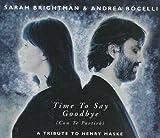 Time To Say Goodbye [CD-Single]