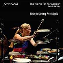 Cage Edition, vol. 52 : L'oeuvre pour percussion, vol. 4. Whiting.