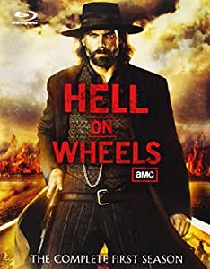 Hell on Wheels - The Complete First Season [Blu-ray] [US Import]