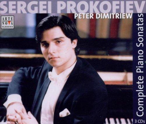 PROKOFIEV - Dimitriew - Complete Piano Sonatas