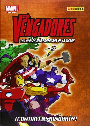 Vengadores, los - los heroes mas poderosos contra el mandarin