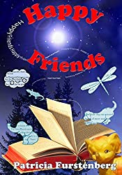 Happy Friends, diversity stories & rhymes: Heart warming bedtime animal stories, tales & poems of the animal kingdom, from Africa to snowy forests. Friendship & Diversity. Adventure & Educational.