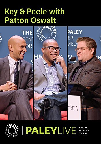 Key & Peele with Patton Oswalt: Live at the Paley Center by Keegan-Michael Key