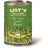 Lily's Kitchen Slow Cooked Lamb Hotpot Complete Wet Food for Dogs  400g (Pack of 6)