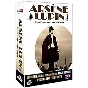 Arsène Lupin, gentleman cambrioleur - Coffret 6 DVD : 17 épidodes
