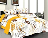 #4: Saggi's truly Fittted 100% COTTON DOUBLE bedsheets, a whole new wrinkle free concept for home decor. It is 100% cotton sheet which is easy to cover and remove from bed. It is weather proof and suitable for all weather conditions. Provides FREEDOM FROM TUCKING every morning, morning after morning.