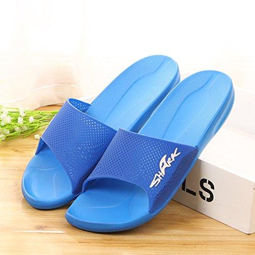 in pantofole per uomini e donne.,43 grey 44 -