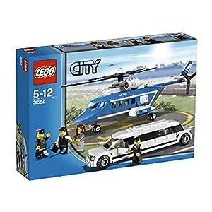 LEGO City 3222 - Elicottero e Limousine 5702014602540 LEGO