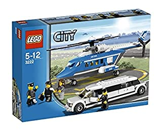 LEGO City 3222 - Hubschrauber und Limousine (B0039OEBI6) | Amazon price tracker / tracking, Amazon price history charts, Amazon price watches, Amazon price drop alerts