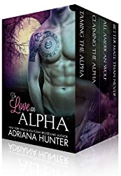 To Love An Alpha: A BBW Shifter Romance Boxed Set (4 Book Bundle) (English Edition)
