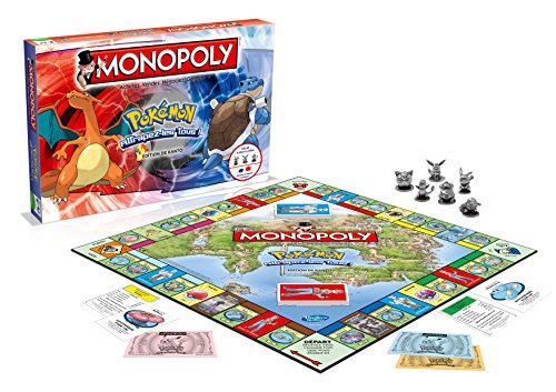 MONOPOLY POKEMON - Version Français