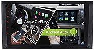 "7"" AUTORADIO MIT 3G DVD GPS Navigation NAVI USB SD Bluetooth Autoradio CD Moniceiver Naviceiver CANBUS Du"