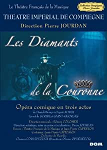Les Diamants de la Couronne, Opéra comique de Daniel-François Esprit Auber