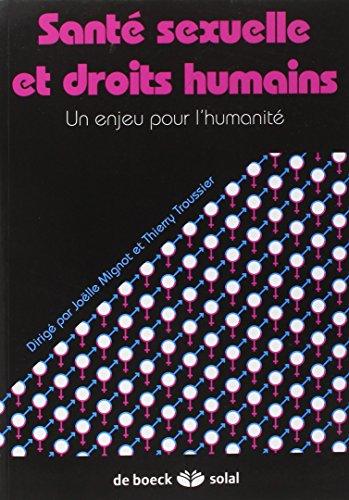 Santé sexuelle et droits humains : Un enjeu pour l'humanité