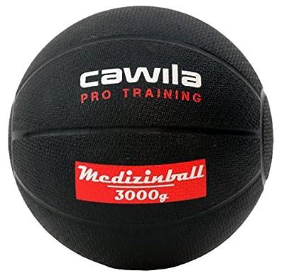Cawila Gummi Medizinball PRO TRAINING, 1kg, 2kg, 3kg, 5kg von Cawila