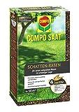 Compo 1389602004 Saat Schatten-Rasen, 1 kg für 50 m²