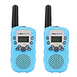 Best Toys For A 7 Year Olds - Leegoal Walkie Talkies for Kids, 22 Channel Walkie Review