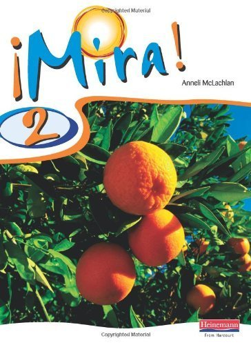 Mira! Pupil Book 2 (Mira! (for Year 7 starters)) by Mclachlan, Ms Anneli (2007) Paperback
