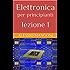 Elettronica per principianti lezione 1