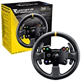 Thrustmaster Leather 28 GT Wheel AddOn (Lenkrad AddOn, 28 cm, Leder, PS4 / PS3 / Xbox One/PC)