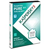 Kaspersky PURE 3.0 - 3 Users 1 Year (CD)