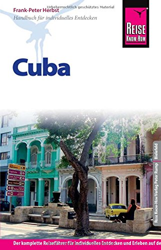 Preisvergleich Produktbild Reise Know-How Reiseführer Cuba