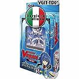 Bushiroad - Trial Deck Cardfight!! Vanguard DISTRUTTORE DELLE LAME Mazzo Italiano