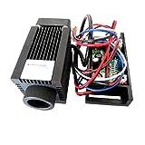 Fokussierbare 650nm 660nm 200mw 12V Red Laser Dot Diode Modul TTL Lange Zeit arbeiten