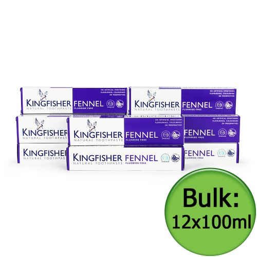 kingfisher-toothpaste-fennel-fluoride-free-12x100ml