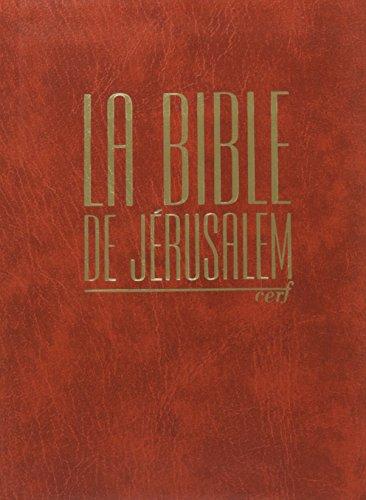 Bible de Jerusalem