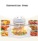 #7: Ad Fresh Convection Oven with Stainless Steel 12L
