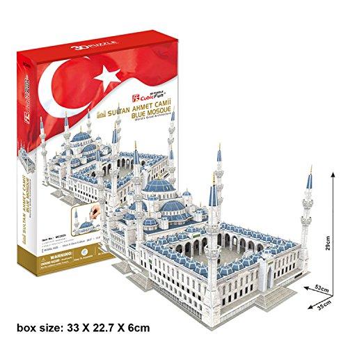 Humor Cubic Fun Puzzles & Geduldspiele 3d Puzzle Colosseum Kolosseum Rom Italien Mit Led Beleuchtung Der Preis Bleibt Stabil Spielzeug