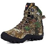 XPETI Lightweight Hiking Shoes Women, Outdoor Boots Waterproof Hiker Mountain Walking Mountaineering Summer