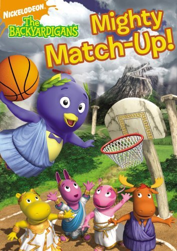 The Backyardigans: Mighty Match-Up! - Backyardigans Dvd