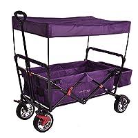 Original Crotec Wagon with Shade Canopy