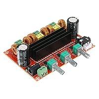 Festnight TPA3116D2 50W*2+100W 2.1 Channel Digital Subwoofer Power Amplifier Board DC12V-24V