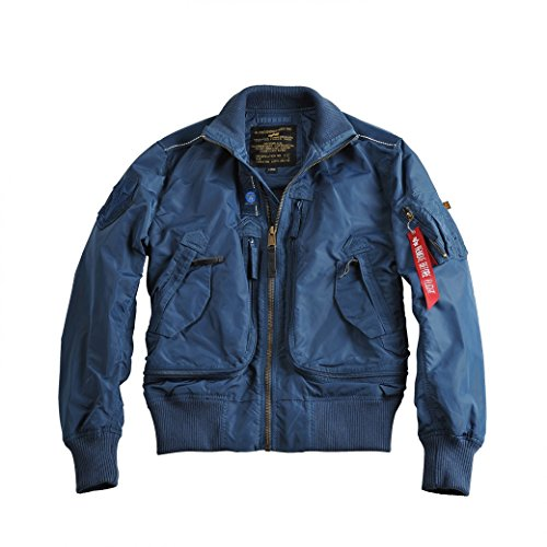 Alpha Industries Jacke Prop Bold Blue