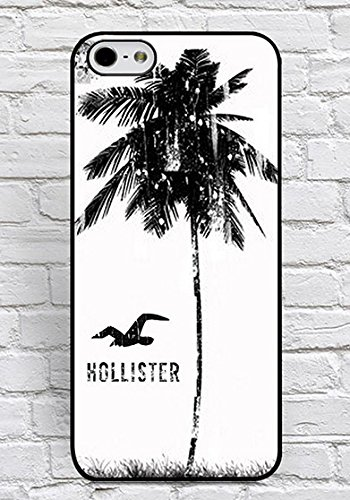 Iphone 6/6S Coque Hollister Brand Logo Theme Print for Man, Unique Coque Iphone 6/6S (4.7 Inch) Coque Cover Solid Floralmaycas